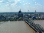 Blick vom LVR-Turm
